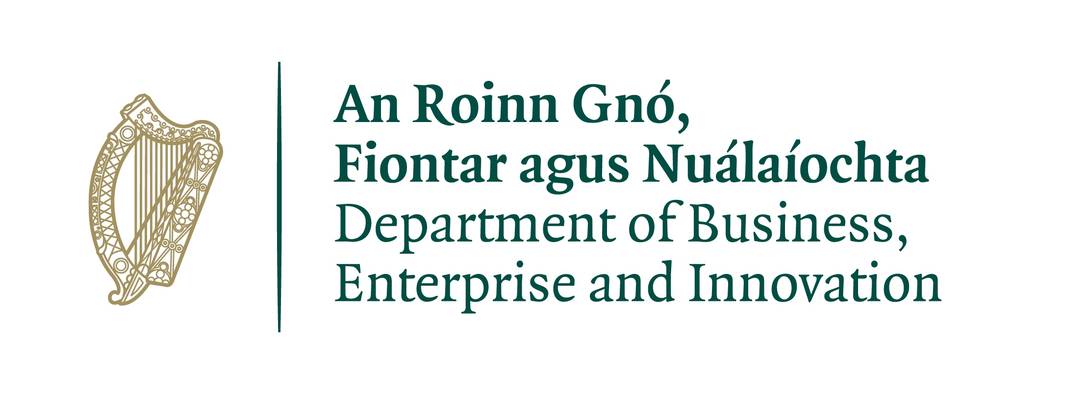 Department of Business, Enterprise and Innovation logo