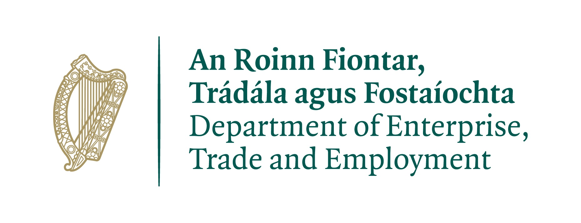 Department of Enterprise, Trade and Employment logo