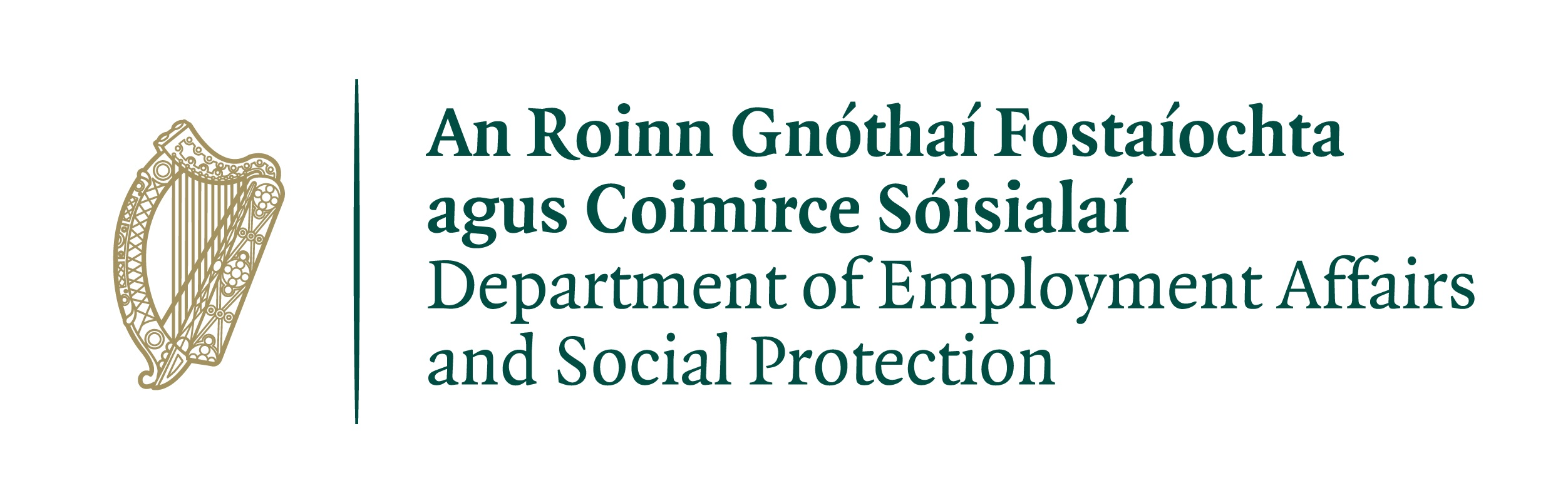 Department of Employment Affairs and Social Protection logo
