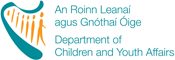 Department of Children and Youth Affairs logo